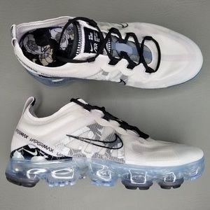 "Nike Air Vapormax 2019 ""Vast Grey"" Athletic Shoes"